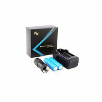 Feiyu Cargador Y Bateria Para Fy-g4 G4 Gs