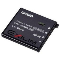 Cargador Pila Np-60 Camara Casio High Speed Exilim Ex - Fs10