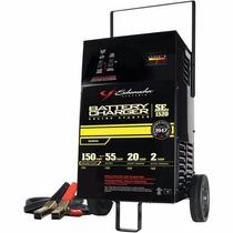 Cargador De Baterias Schumacher Para Autos, Motos Y Botes