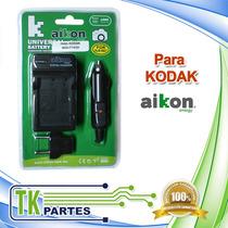 Cargador Cámara Para Kodak Klic-5000 Klic-5001 Klic-7005