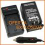 Cargador C/smart Led P/bateria D-li90 Camara Pentax K-5 Dslr