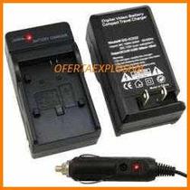 Cargador De Bateria D-li63 Camara Digital Pentax Optio M30