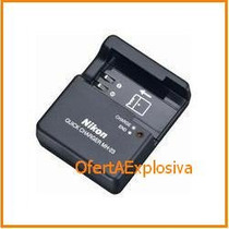 Cargador Mh-23 Bateria Nikon En-el9a Camara Dx3, D40, D40x