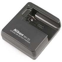Cargador Nikon Mh-53 Konica Minolta Np-800 Bc-900 En-el1 Nvd