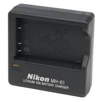Nikon Mh-61 Cargador De Batería Para Coolpix 3700, 4200, 520
