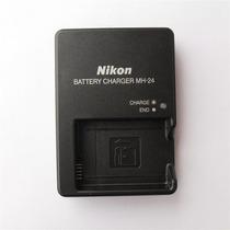 Nuevo!! Cargador Original Mh-24 Para Baterias En-el14