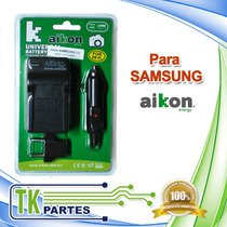 Cargador Cámara Para Samsung-02 Ia-bp85st Bp1310