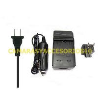 Cargador Bateria Bc-trf Para Np-ff50 Np-ff51 Np-ff71generico