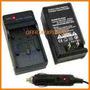 Cargador P/bateria Sony Np-bk1camara Dsc-w180 W190 W370
