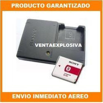 Cargador Sony Bc-csgb Camara Digital Bateria Np-bg1 Dsc-w110