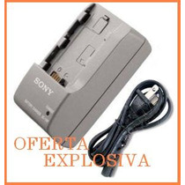 Cargador Bc-trp Original Sony P/ Video Camara Hdr-hc7 Hc9
