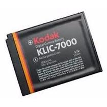 Bateria Pila Original Kodak Klic-7000