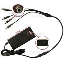 Adaptador 12v 5a 60w Conector Pulpo 1hembra 4machos