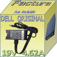 Cargador Original Dell Xps L401x Pa-10 19.5v 4.62a Daa