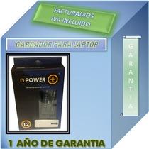 Cargador P/ Hp G4-1355la 18.5v 3.5a Garantia 1 Año Power +
