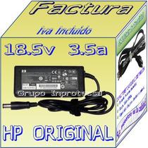 Cargador Original Laptop Hp Dv6-6c75la 1 Año De Garantia
