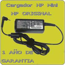 Cargador Original Hp Mini 210-1000 210-1028la 19v 1.58a Mmu