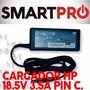Cargador Original Hp Pavilion 18.5v 3.5a 65w Pin Central