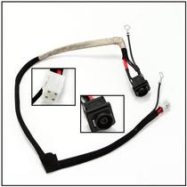 Dc Jack Plug C/cable Para Sony Vaio Vgn-cs Series -compucons