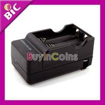 Cargador Para Baterias Recargables 14500 Li-ion 3.6v 3.7v