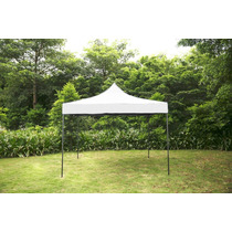 Toldo Carpa 3x3 Blanco Marca Bluefly Impermable Y Plegable