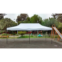 Carpa Plegable 6x3 Con O Sin Paredes