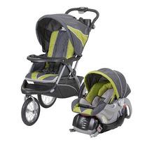 Baby Trend_ Carreola Con Portabebe Con Bocinas Para Mp3_hm4