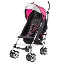 Carreola Summer Infant Plegable 3 D Lite Hibiscus Pink