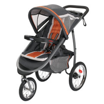 Carreola Carriola Bebe Graco Fastaction 3 Ruedas Hm4