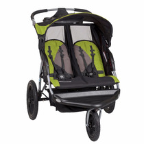 Carriola Doble Baby Trend Expedition Ex Wasabi Envio Gratis