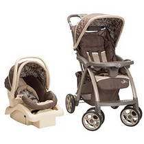 Cubos Safety 1st Saunter Luxe Lc-22 Travel System Cochecito
