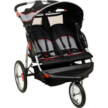 Carreola Doble Jogger Millenium Baby Trend