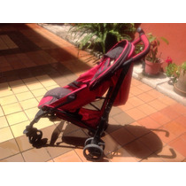 Carreola Individual Lite Way Red Chicco Como Nueva!