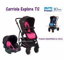 Carriola Prinsel Con Porta Bebe Bambineto Explore Ts Travel