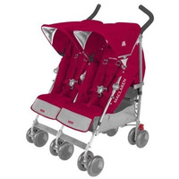 Carreola Carriola Doble Maclaren Twintechno Persian Rose