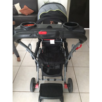 Carriola Doble Baby Trend Sit & Stand Seminueva