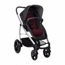 Carreola Phil&teds Smart Lux 3 En 1 Compacta Roja Ruby...
