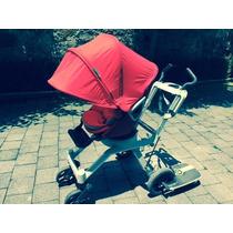 Carreola Orbit Baby G2 Con Patineta Sin Soporte Para Auto.