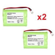 2 Baterías Recargables Fenzer Baby Monitor Para Graco 2791 2