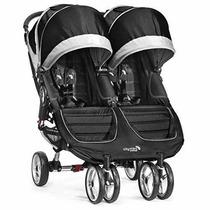 Coche Bebé Baby Jogger City Mini Cochecito Doble 2