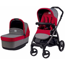 Carreola Peg Perego Book Pop Up Carriola Bambineto Importada