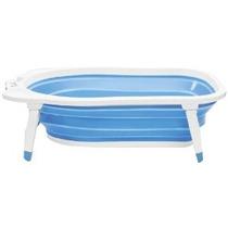 Karibu Bebé Plegable Baño Azul / Blanco (descatalogados Por