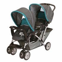Carreola Carriola Doble Bebe Graco Duoglider Dragonfly