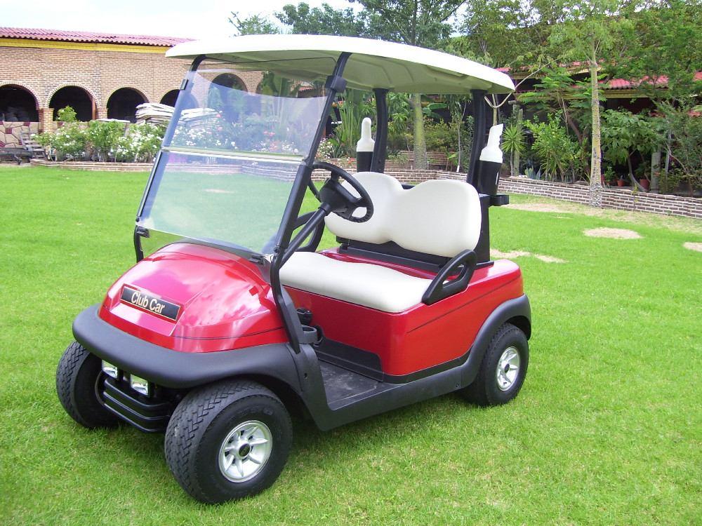 Carrito de golf de 2 pasajeros
