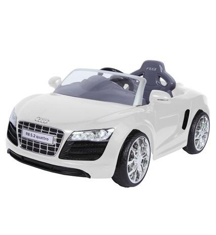 Carrito Electrico Montable Para Niños Audi R8 Css - $ 5,699.00 en ...