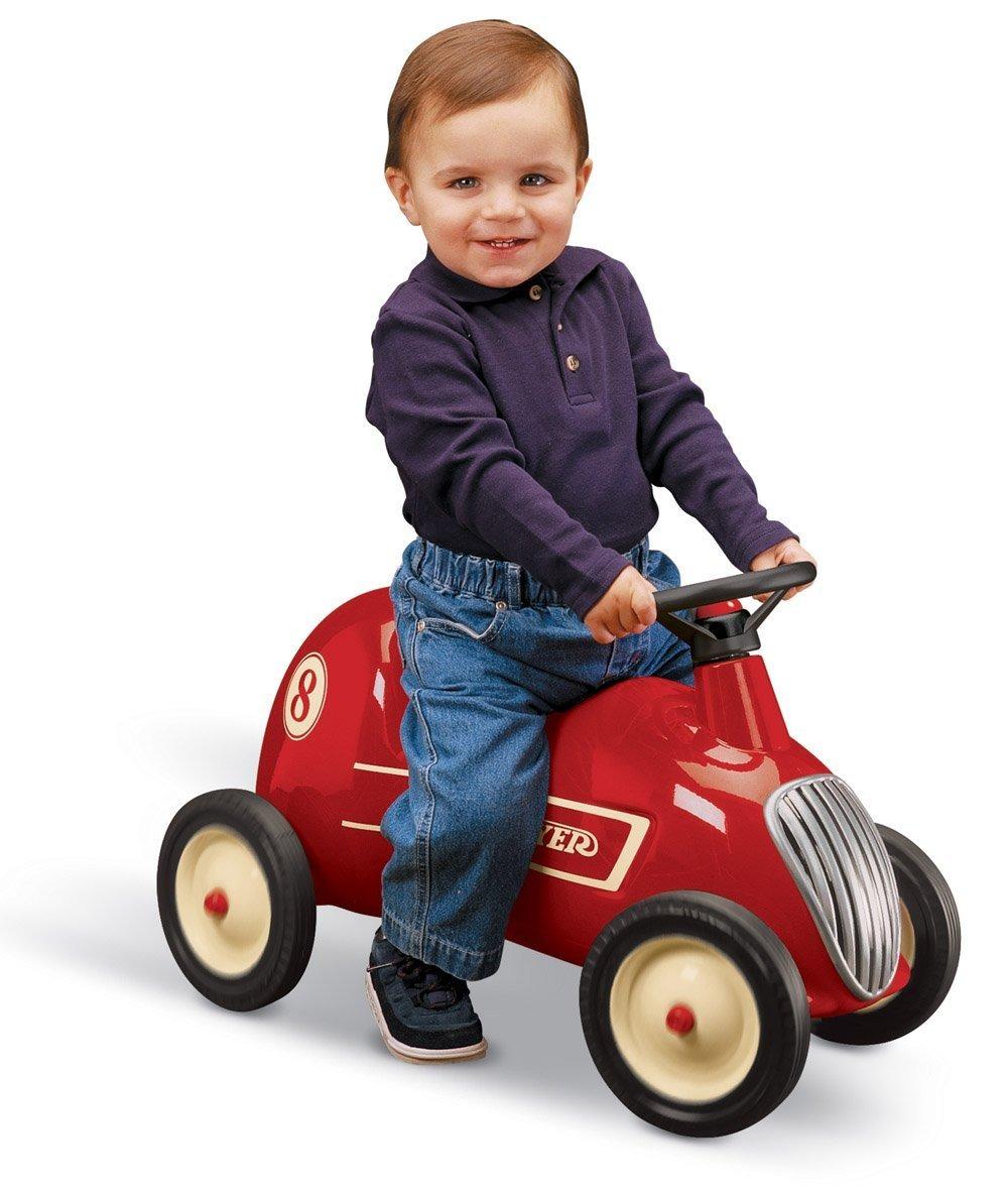 Carrito montable ni os carro paseo radio flyer juguete hm4 - Juguetes nuevos para ninos ...