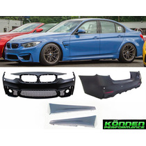 Bmw Serie 3 Body Kit M3 2012-2016 F30 320i 328i 335i M-sport