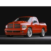 Cofre Para Dodge Ram Srt-10 2002 2003 2004 2005 2006 2007