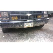 Defensa Delantera Chevrolet Suburban 92 - 99 Por Partes