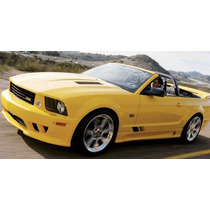 Ford Mustang Saleen Estribos 05 06 07 08 09